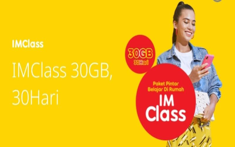 Link Alternatif Untuk Daftar Paket Imclass 5000
