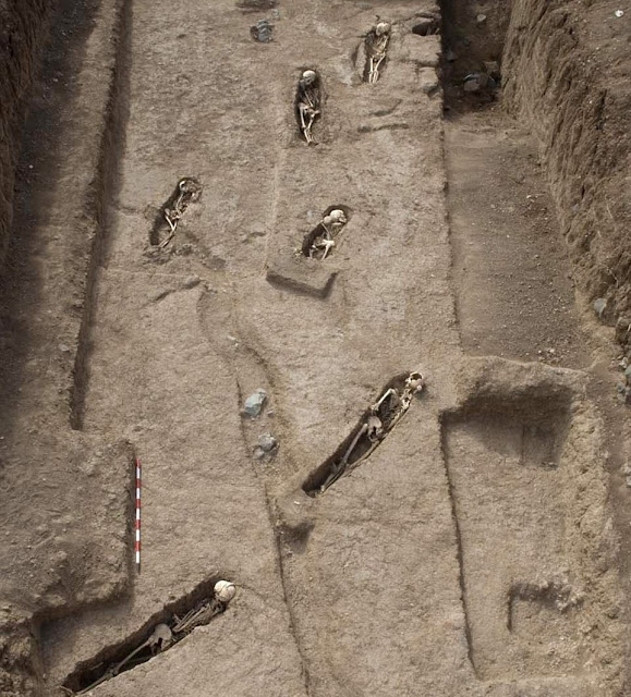 Oldest cemetery of African slaves found in Canary Islands
