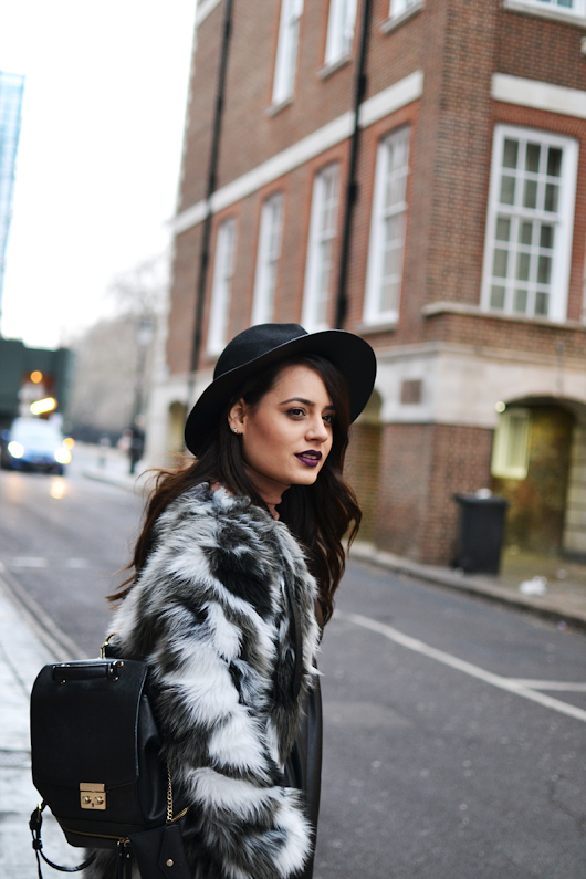 London Streetstyle - From An.ni  With Love