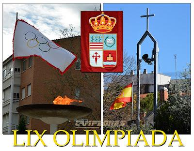 Olimpiada Santiago Aranjuez 2021
