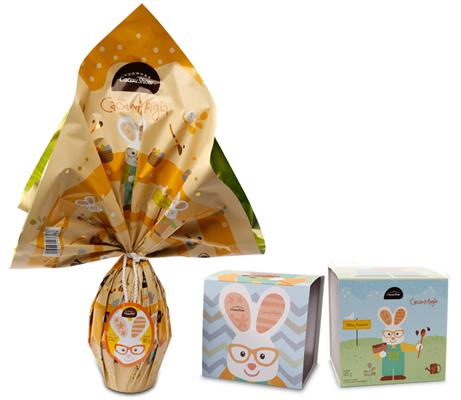 ovos de chocolate para presentear cacau magia Cacau Show páscoa