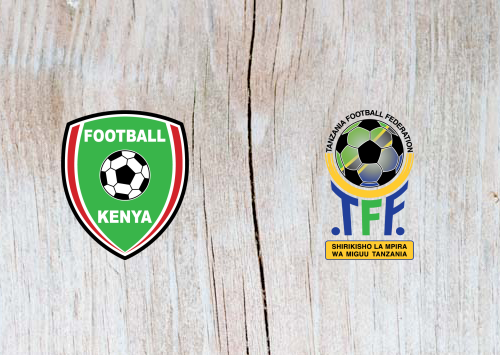 Kenya vs Tanzania - Highlights 27 June 2019