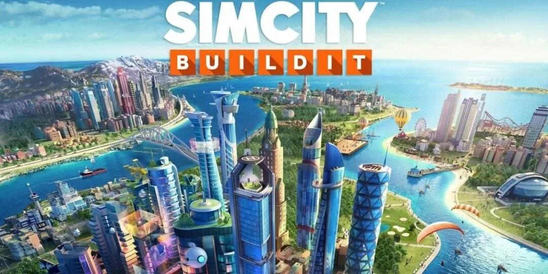 SimCity BuildIt  هي لعبة محاكاة مدينة مجانية لأجهزة Android. هذه لعبة مشهورة في سلسلة SimCity من EA.