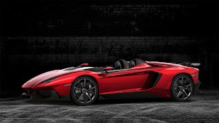 Dream Fantasy Cars-Aventador J (Special Editions)