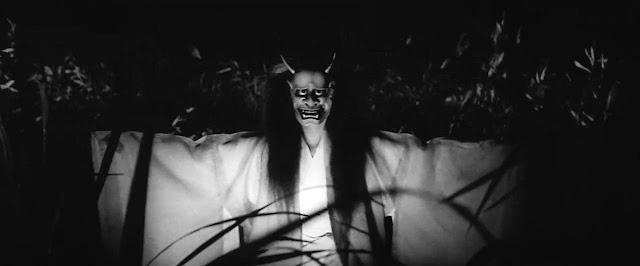 hantu  Onibaba hantu menakutkan di jepang -1