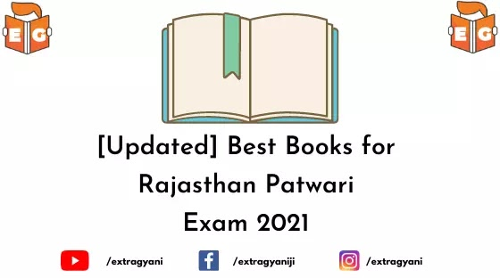 Best Books for Rajasthan Patwari Exam 2021