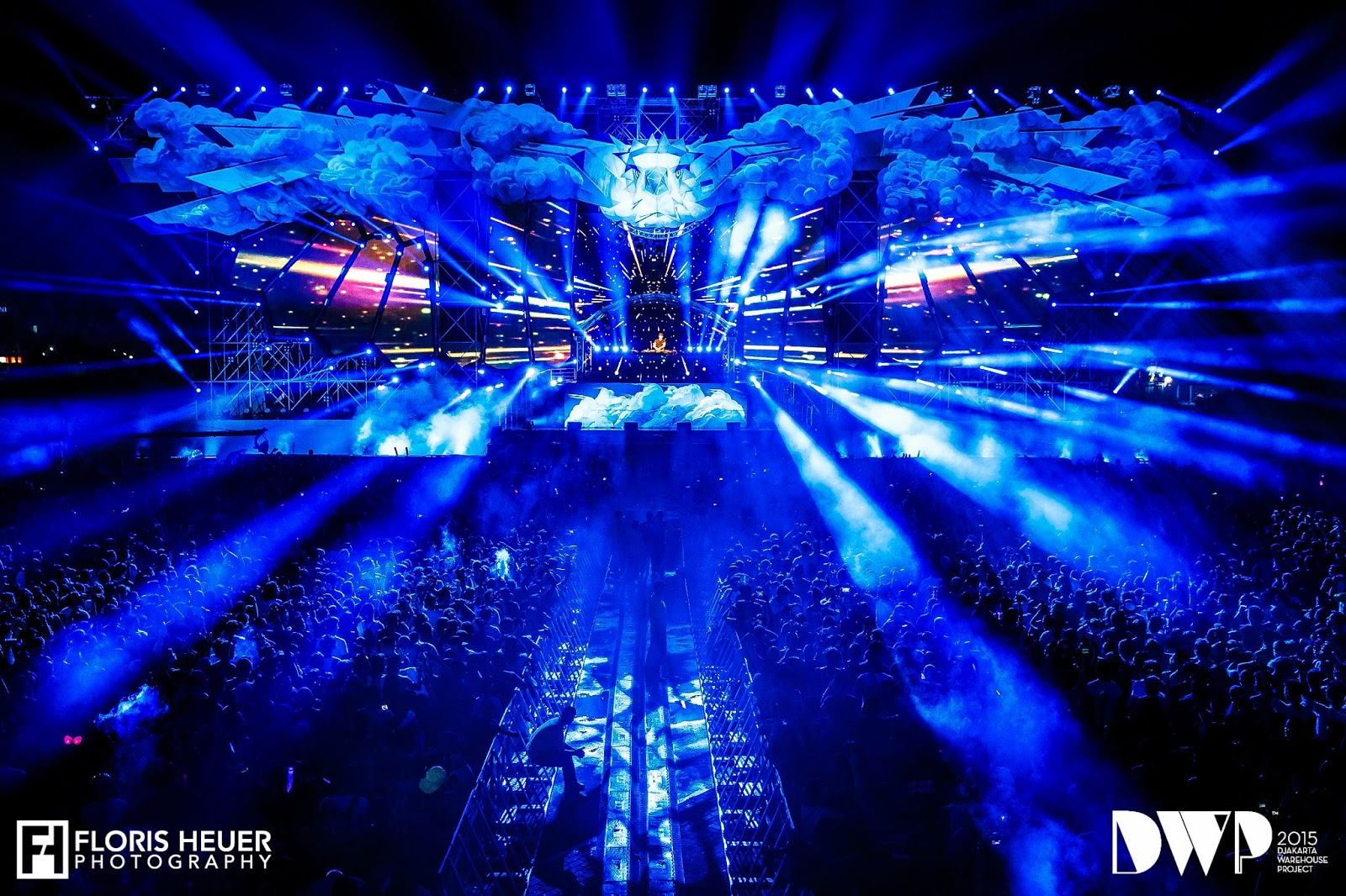 Djakarta Warehouse Project Drops A Massive Final Lineup Edm Tiket Dwp 2017 2 Day Pass Around 30 Additional Regional Support Acts Set To Join The Topguns Across Three Spectacular Stages Is Take Place From