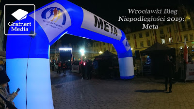 Wrocławski Bieg Niepodległości 2019: Meta