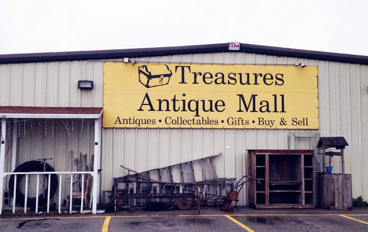 Treasures Antique Mall Part 1 Home Crafts By Ali