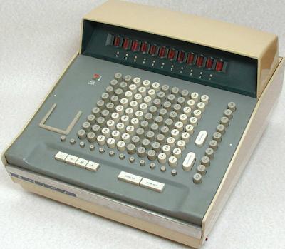 Kalkulator Desktop Elektronik (ANITA MK-8)
