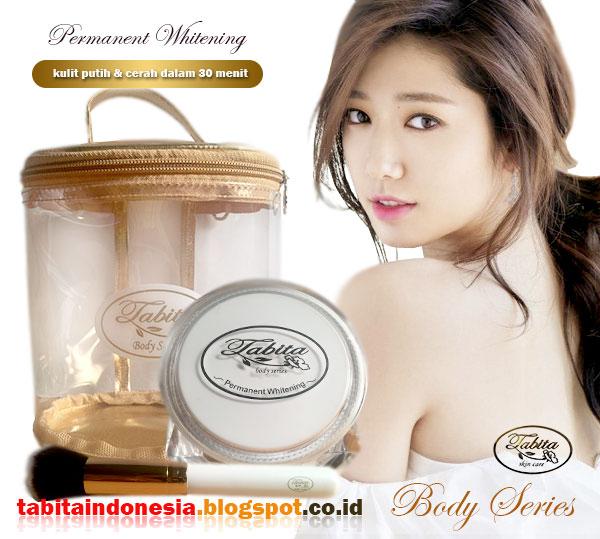 Produk Pemutih Badan Tabita Skin Care