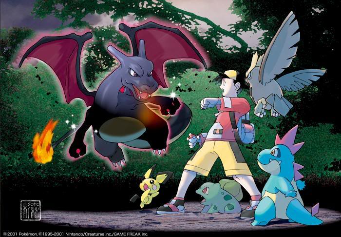 Celebrity Wallpapers and Pictures Pokemon Pictures: Cool ...