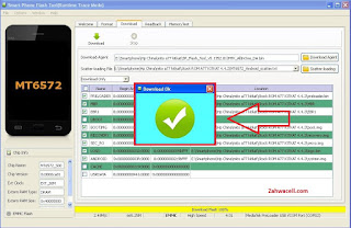 Cara flsh Hp android Mtk Mediatek Bootloop