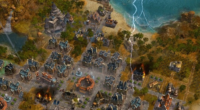 Anno History Collection Gameplay Images