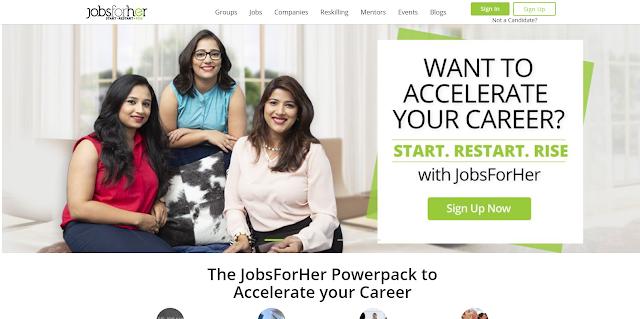 job opportunities for women