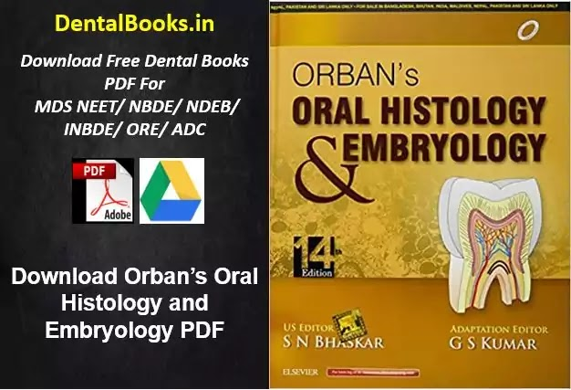 Download Orban's Oral Histology and Embryology PDF