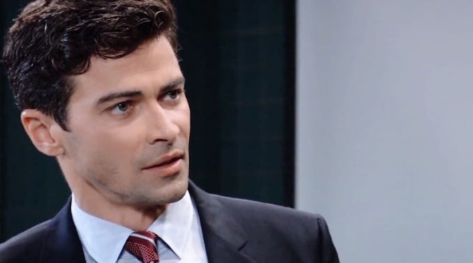 Matt Cohen Returns to General Hospital!