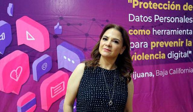 La tecnología avanza más rápido que las leyes de protección de datos personales, alertó la Comisionada del INAI, Norma Julieta del Río Venegas