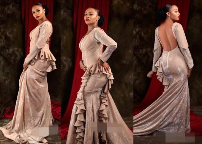 CELEBRITIES : RAHAMA SADAU'S INDECENT DRESS THAT CAUSE MIXED REACTIONS ON SOCIAL MEDIA