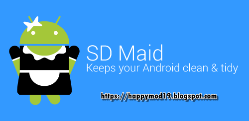 SD Maid Pro Cracked APK 4 14 29 [Latest Version] ~ Modded