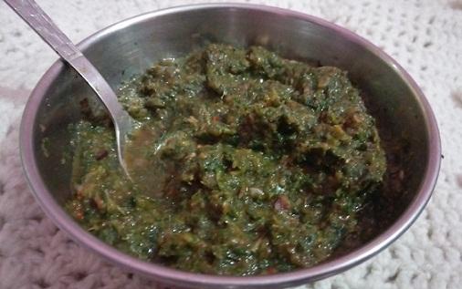 Mint Mango Chutney recipe | Aam Pudina Chutney recipe | How to prepare Mint Mango Chutney?
