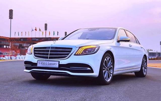Đánh giá Mercedes S450 L Luxury 2020