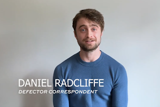 Daniel Radcliffe reads the worst tweets of 2020
