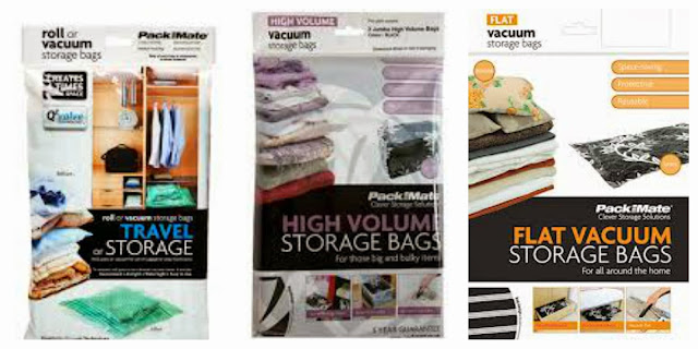 easy household storage space saving vacuum bags make lots of space for new items moving or holiday