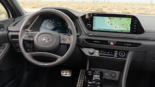 سعر سيارة هيونداي سوناتا ان لاين، هيونداي سوناتا ان لاين، سيارة هيونداي سوناتا الجديدة، سيارة هيونداي 2020، Hyundai sonata N Line