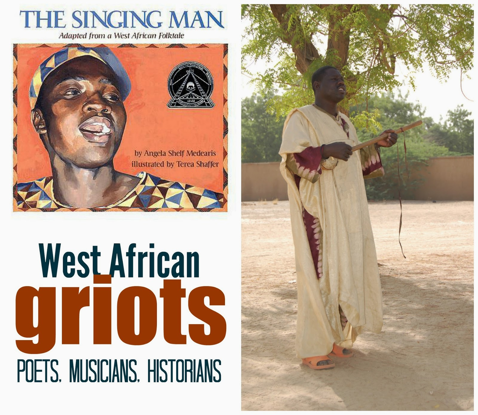 Who are the griots and what was their role in the history of ancient mali essay