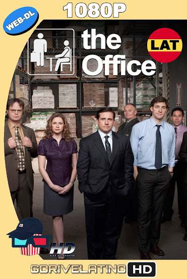The Office (2005) Temporada 01 al 07 AMZN WEB-DL 1080p Latino-Ingles MKV