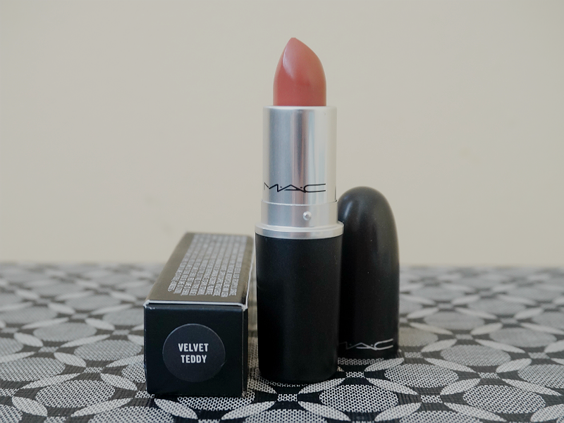 MAC Matte Lipstick in Velvet Teddy