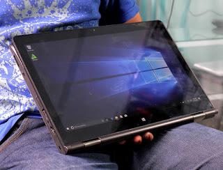 Jual Lenovo Thinkpad Yoga 15