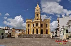 Coordenação do terço dos homens da Catedral Nossa Senhora da Luz em Guarabira PB, comemora retorno de missa presencial