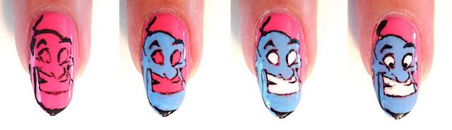 Genie Nail Art