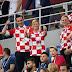 رئيسة كرواتيا تعلن عن مفأجاة حال الفوز بكأس العالم