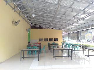Kantin FH Universitas Asahan