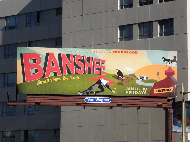 Banshee season 1 billboard