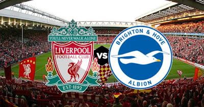 Live Streaming Liverpool vs Brighton EPL 30.11.2019