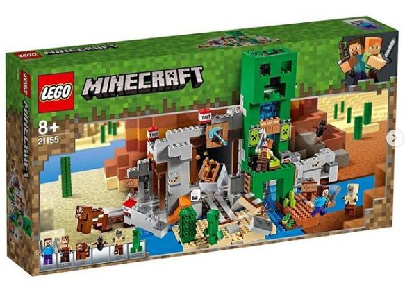 New Lego Minecraft Sets 2020 AnJ's Brick Blog: 2019