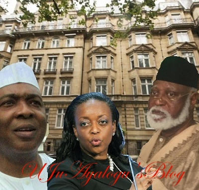 WATCH VIDEO..UK Mansions Owned By Saraki, Abdulsalami, Other Top Nigerian Looters Exposed In BBC London 'Kleptocracy Tour'