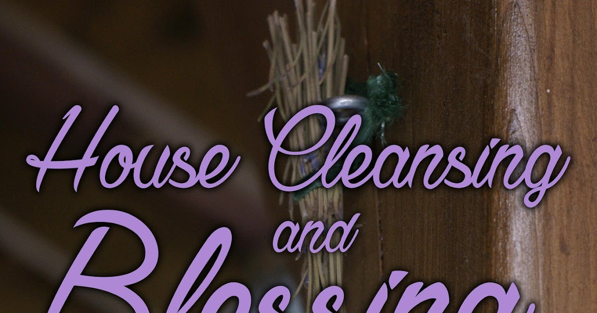 penniless pagan house cleansing and blessing