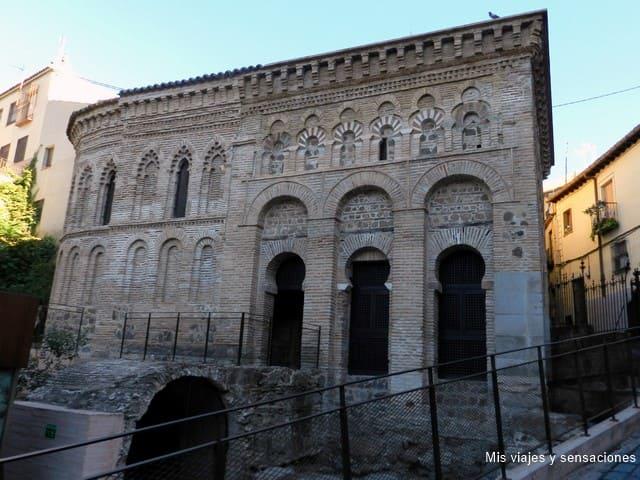 Mezquita del Cristo de la Luz, ruta islámica, Toledo