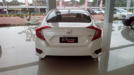 Honda Civic Turbo Terbaru