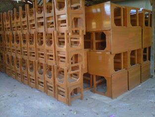 Meja Sekolah Bahan kayu jakarta