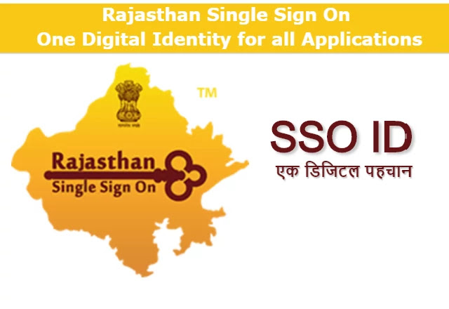 Complete Process of Rajasthan SSO Id Registration |Single Sign On Digital Identity