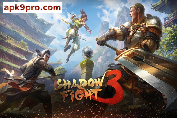 Shadow Fight 3 v1.20.2 Full Apk + Mod + Data (File size 107 MB) for android