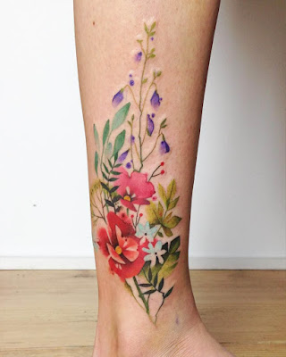 Ideas Birth Flower Tattoos