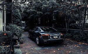 أودي R8 سيارة مذهلة