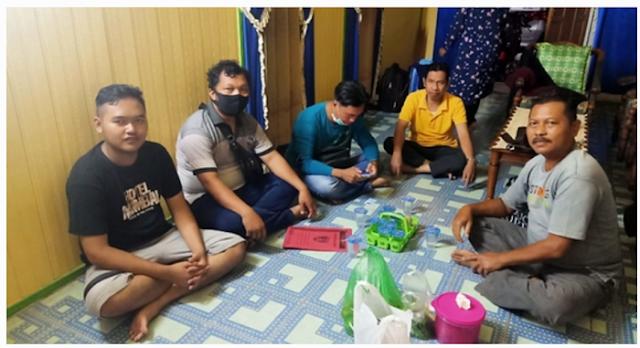 Gilang Bungkus Akhirnya Diciduk oleh Tim Gabungan di Kapuas Kalteng
